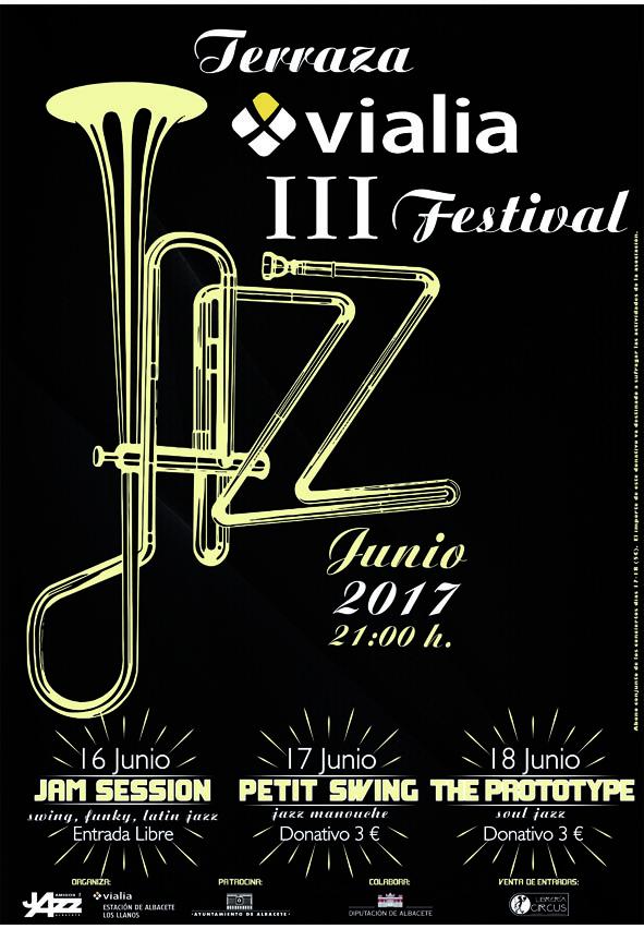 III Festival Jazz Terraza Vialia