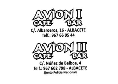 Café Bar Avión
