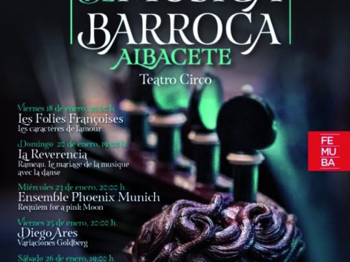 FESTIVAL DE MÚSICA BARROCA 2019