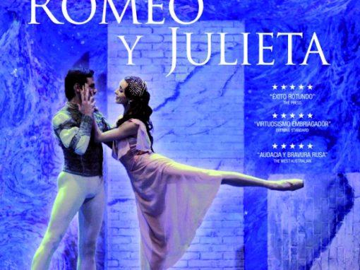 MÚSICA ROMEO Y JULIETA, de Prokofiev con el Ballet Imperial Ruso.