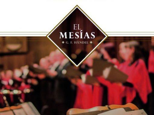 MÚSICA EL MESÍAS de G. F. HÄNDEL